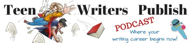 Teen Writers Publish Podcast