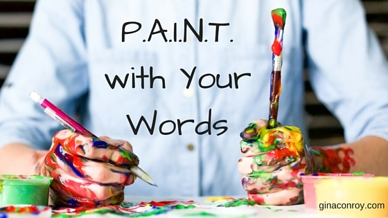 Paint with Your Words class